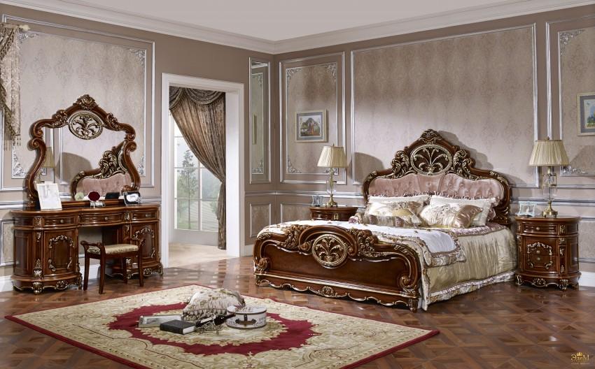 Скидки на мебель для спальни.